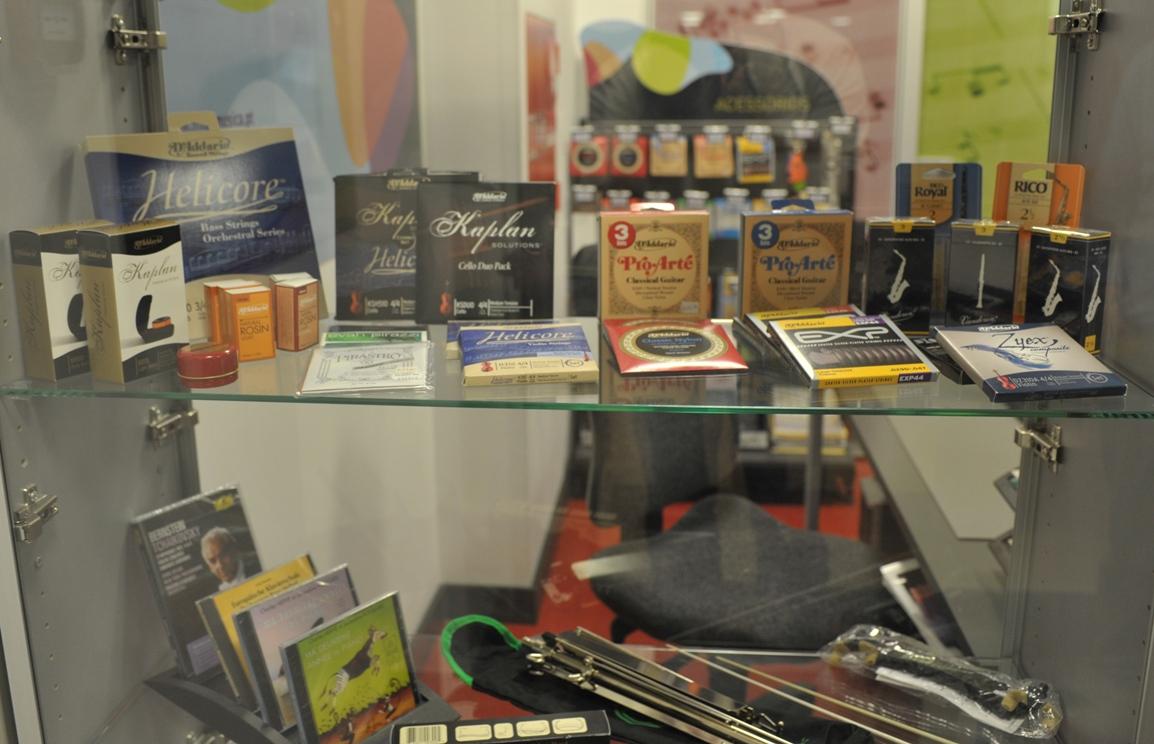 Acessórios & Instrumentos