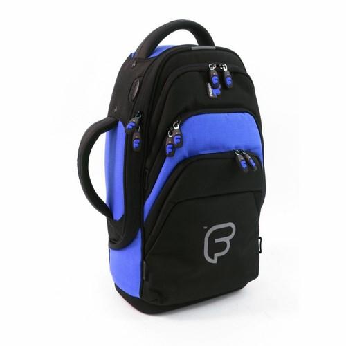 Fusion Mochila Corneta (PB-01-B) - preto/azul