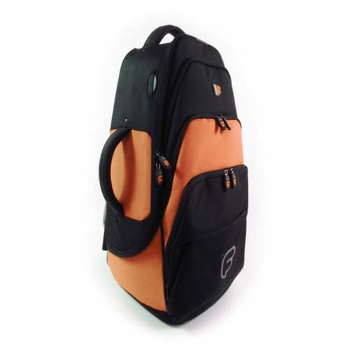 Fusion Mochila Trompa Alto / Trompa Tenor (PB-03-O) - preto/laranja