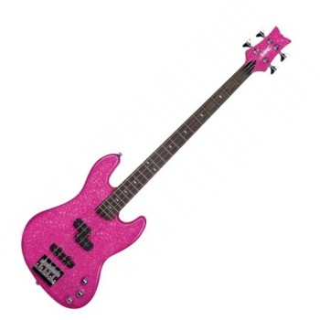 Rebel Rockit Bass (Atomic Pink)