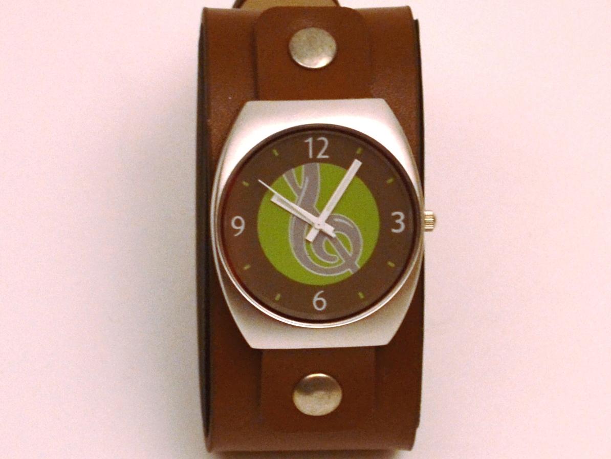 Relógio Clave de Sol
